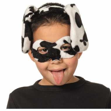 Verkleedpartij setje dalmatier voor kinderencarnavalskleding