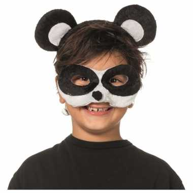 Verkleedpartij setje panda voor kinderencarnavalskleding