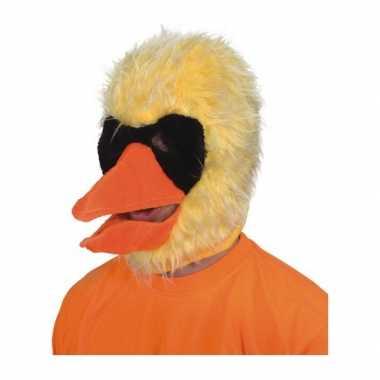 Vogel verkleed masker voor volwassenencarnavalskleding