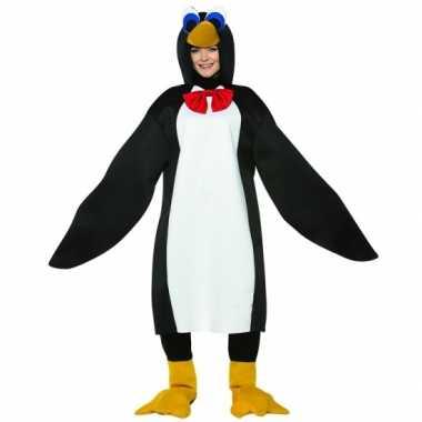Volwassenen pinguin kostuumcarnavalskleding