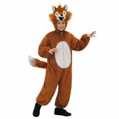 Vossen kostuum voor kidscarnavalskleding