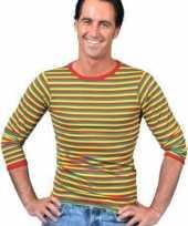 Carnavalskleding dorus shirt voor heren carnavalskleding
