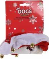 Honden halsbandjes in kerst thema carnavalskleding